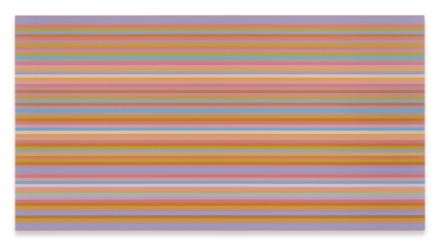 Bridget Riley, Memories of Horizones 1 (2014), via Spruth Magers