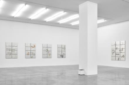 Darren Almond, Time will Tell (Installation View), via White Cube