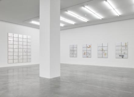 Darren Almond, Time will Tell (Installation View), via White Cube.