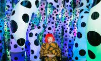 Yayoi Kusama, via Art News