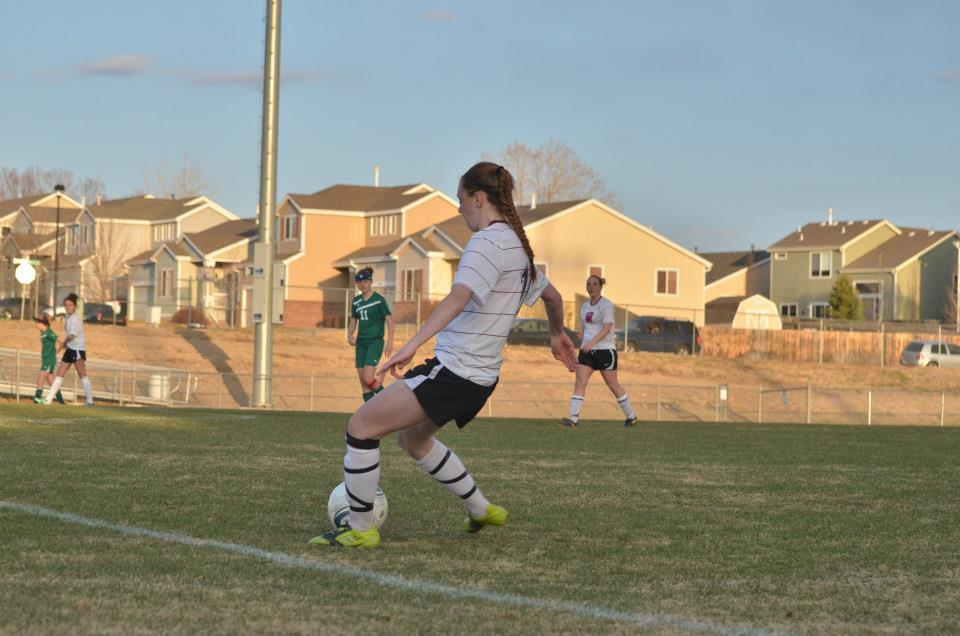 Sand Creek vs. Falcon (8-1) Win. 1-Assist