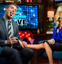 2 Tickets to a Taping of Bravo's Watch What Happens Live! Hosted by Andy Cohen in NYC