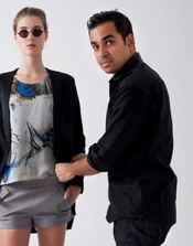 2 Tickets to Bibhu Mohapatra's SS14 Mercedes-Benz Fashion Week Show in September 2013 in NYC