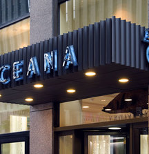 Private Chef's Table for 4 at Oceana Restaurant in NYC