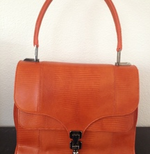 Giorgio Armani Limited Edition Handbag