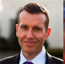 Discuss Politics Over Lunch in NYC with American Political Strategist David Plouffe and Wall Street Veteran Robert Wolf