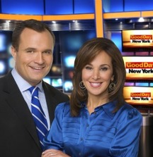 Go Behind the Scenes of Your Favorite Morning Show, Good Day New York with Rosanna Scotto & Greg Kelly