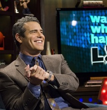 2 Tickets to a Taping of Bravo's Watch What Happens Live! Plus a Photo Opp with Host Andy Cohen in NYC