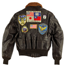 Take Home the Movie Heroes Top Gun G-1 Jacket