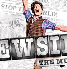 2 Producer's House Seats to NEWSIES on Broadway Including Backstage Tour from Ben Fankhauser (Davey) & Signed Poster