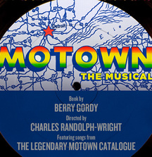 2 Producer's House Seats to MOTOWN: THE MUSICAL Plus a Backstage Tour from Brandon Victor Dixon (Berry Gordy Jr.)