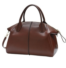 Take Home a Tod's D.D. Large Leather Bowler Bag