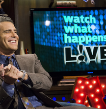 2 Tickets to a Taping of Bravo's Watch What Happens Live! with Host Andy Cohen in NYC