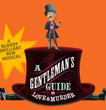 2 Producer's House Seats to A GENTLEMAN'S GUIDE TO LOVE AND MURDER Plus Backstage Tour from Bryce Pinkham & Signed Poster