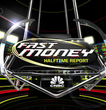 Go Behind the Scenes at CNBC's The Halftime Report in CNBC's Global Headquarters in Englewood Cliffs