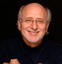 Dinner with Peter Yarrow from Peter, Paul & Mary in NYC