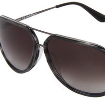 Salvatore Ferragamo Men's Navigator Sunglasses in Tortoise