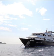Enjoy 7 Unforgettable Nights Aboard The M.Y. Wolf Buddy or M.Y. Darwin Buddy For 1 In The Galapagos