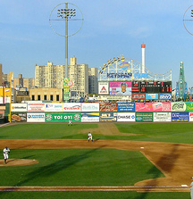 Minor League Baseball Package for the Brooklyn Cyclones, Lakewood BlueClaws and Somerset Patriots