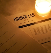 Exclusive Dinner Lab Membership in the City of Your Choice