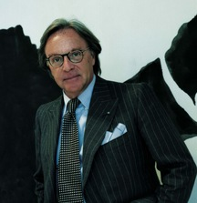 Meet Mr. Diego Della Valle at the Tod's Factory in Casette D'Ete, Italy