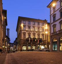 Enjoy a 1 Night Stay at Hotel Helvetia & Bristol in Florence with Dinner at Circolo Teatro del Sale