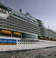 Enjoy a 7 Night Caribbean Cruise for 2 with Royal Caribbean