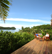 8 Day Dive Adventure For 2 With Round-Trip Airfare At The Matava Resort in Fiji