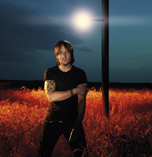 See Country Superstar Keith Urban with 2 Tickets to an Upcoming Show & Take Home a Gift Package of Exclusive Merchandise