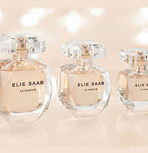 Amazing Beauty Package From Elie Saab!