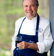Lunch for 2 with Culinary Master Jacques Pepin in NYC