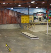 5 Hour Session at The Berrics Private Skatepark for up to 10 People in Los Angeles