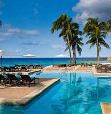 Enjoy 4 Amazing Days at the Curacao Marriott Beach Resort & Emerald Casino for 2