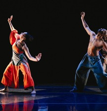 Meet the Cast of Evidence Dance Company at Their Performance in New York