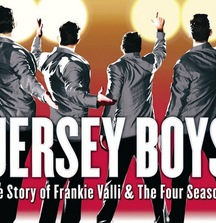See Jersey Boys on Broadway and Meet the Cast