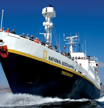 Explore the Galapagos Islands for 10 Days with Lindblad Expeditions Aboard the National Geographic Endeavour