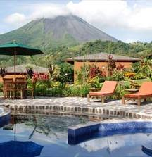 Go on an Aventure With 7 Days, 6 Nights at 4 of Costa Rica's Best Hotels