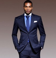 Custom Made Men's Suit from Keith Lloyd Couture in NYC
