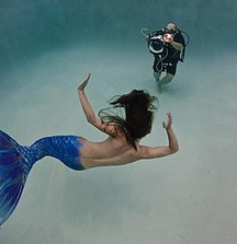 Transform into a Mermaid During a Photo Shoot with Famed Photographer Chris Crumley