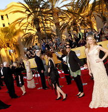 Backstage Tour During The SAG Awards Rehersal and 2 Red Carpet Bleacher Seats to the Show
