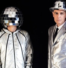 Meet the Pet Shop Boys with 2 Tickets to the News Years Eve Edinburgh's Hogmanay Show in Scotland