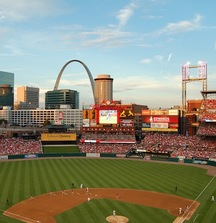 Enjoy 4 Owner's Box Seats to a St. Louis Cardinals Home Game Plus Field Passes to Watch Batting Practice