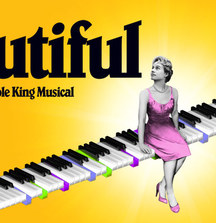 2 Tickets to BEAUTIFUL: THE CAROLE KING MUSICAL, Backstage Tour & Cast Signed Poster