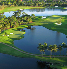 Enjoy a Round of Golf for 4 at the Magnificent Trump International Golf Club in WPB, FL