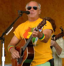 See Jimmy Buffett in Concert with 2 Tickets and 2 Pre-Show Hospitality Passes to the Concert of Your Choice
