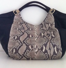 Tote Bag by Roberto Cavalli