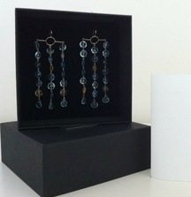 Futuro Remoto Earrings by Gianni De Benedittis