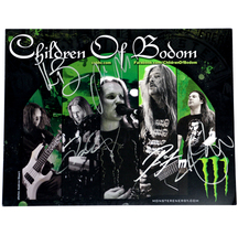 CHILDREN OF BODOM Fan Package Including 2 Tickets to a Show of Your Choice