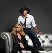 Meet Faith Hill & Tim McGraw and Receive 2 Tickets to the Las Vegas Concert of Your Choice