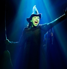 Wicked: 2 House Seats Followed by a Tour with Lindsay Mendez (Elphaba)